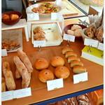 クロフトベーカリー - ハード系のパンが多い印象