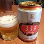 20340583 - ベトナムビール、333