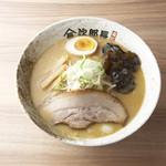ラーメン次郎長 - 北海道人に慣れ親しまれる3種類の白味噌をベースに、赤味噌をアクセントにした当店一押し!味噌ラーメン。