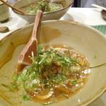 菜々海 - 〆は餡かけおにぎり