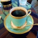 20341435 - ブレンドコーヒー。おかわりですので、200円でした。