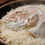 朱夏 - 『鯛飯(タジン鍋)』