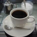 ニューフロンテ - ホットコーヒー 450円