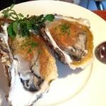 RRR bistro  - 岩牡蠣