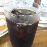 ぶいえいと - アイスコーヒー(\450)