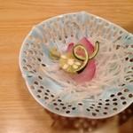 紀ノ川 - 1000円ランチ ハマチの刺身