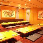 薩摩魚鮮水産 - 大人数の宴会にお勧めの掘りごたつ座敷です! ご予約お待ちしております!※写真はイメージです。