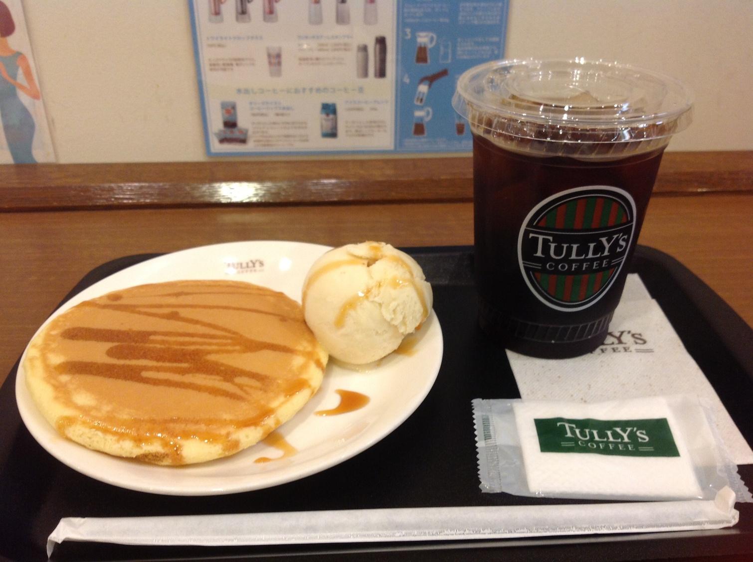 タリーズコーヒー 愛媛大学病院店