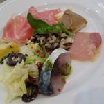 Osteria Giulia - ランチBコース 前菜