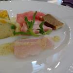 Osteria Giulia - ランチAコース 前菜