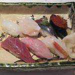 和乃匠 鷲北 - 握り寿司