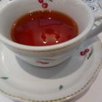 Osteria Giulia - ランチ 食後の飲み物