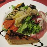 レストラン ボンジョリーナ - 前菜7種盛り合わせ