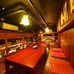 なすび屋 - 【2Fお座敷の個室席】各種宴会に最適なお席です。