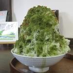 20357367 - 玄米茶あずきミルク(500円)