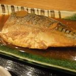 小石川 かとう - サバ味噌