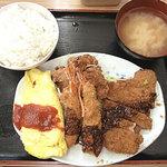 20359796 - A定食 530円