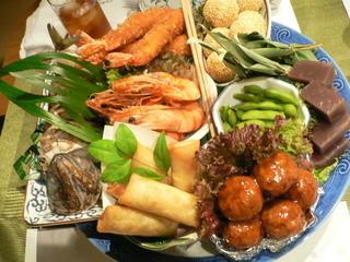 おらんく家 本店 - 皿鉢料理