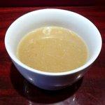 麺 eiji - スープ割