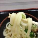 がんば亭 - がんば亭 西条店 麺アップ