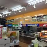 がんば亭 - がんば亭 西条店 注文ブース
