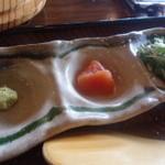 山椒の木 - 薬味