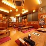 大衆酒場 玉井 - 2Fお座敷では最大60名様のご宴会も可能!