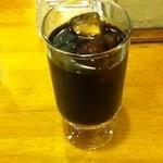 モカ - アイスコーヒー350円