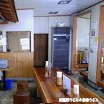 田舎打ち 麺蔵 - 2013年7月 店内