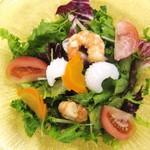 香 - 海鲜サラダ