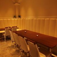 カフェ バニヤン - 宴会は個室感覚で・・
