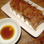 中華そば 高松食堂 - 餃子(400円)