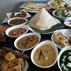 TAJ - 料理写真:パーティーコース