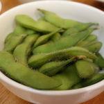 スタンドバーサカグチ - 枝豆