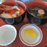 20369512 - 海鮮丼セット 980円