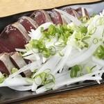 アジト - 旬の鮮魚をふんだんに使った『刺身一品』