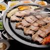 わっさむ - 料理写真:お肉と野菜がたっぷり食べられる『サムギョプサル』