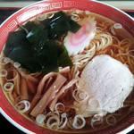 大阪屋 - 料理写真:らーめん