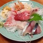 新寿司 - 刺盛。北の海の幸!
