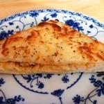 20372513 - チキンとチーズのムッシュ焼き