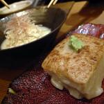 俺の割烹 博多 中洲 - 焼き胡麻豆腐