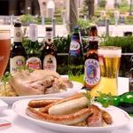 アルテリーベ - 沖縄産の豚を使用した自家製アイスバインやドイツで学んだ職人によるソーセージもおススメです。