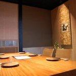 八吉 - 「接待」「商談」「記念日」など大事な宴席に…3名~8名様用個室