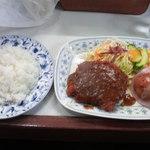 レストラン 野咲 - 野咲ランチ480円