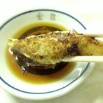 金龍菜館 - 餃子