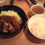 東京トンテキ - とんてき定食1000円