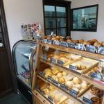 パン屋 プラティニ - 店内の様子