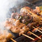 播鳥 - 宮崎地頭鶏の炭火焼 じっくり炭火で焼き上げるからこそ宮崎地頭鶏(じどっこ)の旨みを閉じ込めます