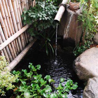 石庄庵の蕎麦は水が違います