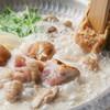 はし田屋 - 料理写真:当店看板メニュー『博多風 水炊き』